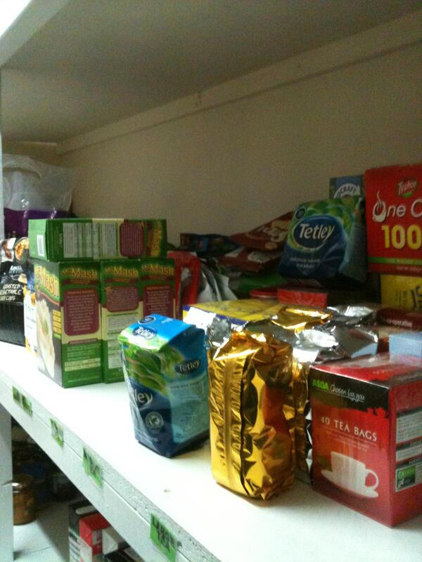 St Austell Food Bank