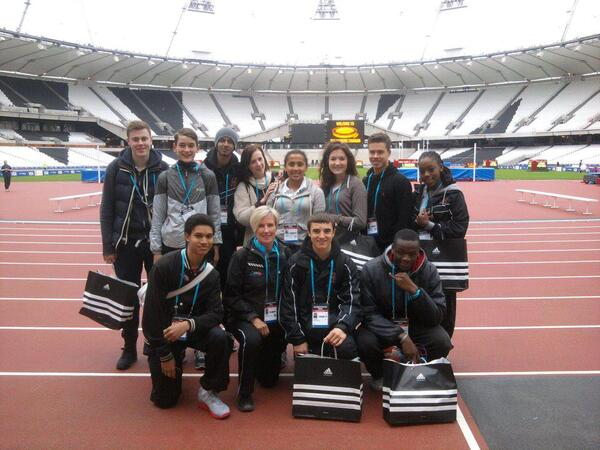 TORCH Orion YGM team