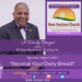 Saturday March 4 2017 A Daily Prayer with Bishop Crudup -Receive Your Daily Bread -