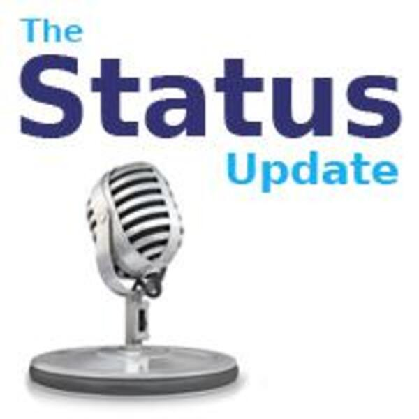 status update audio square