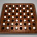 Chess with Alternative Pattern