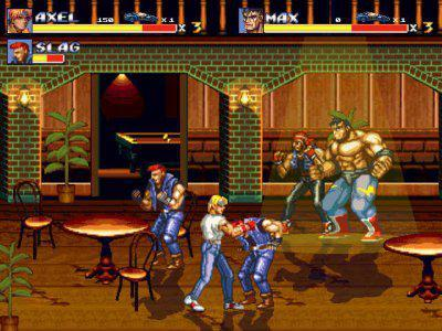 axel streets of rage2