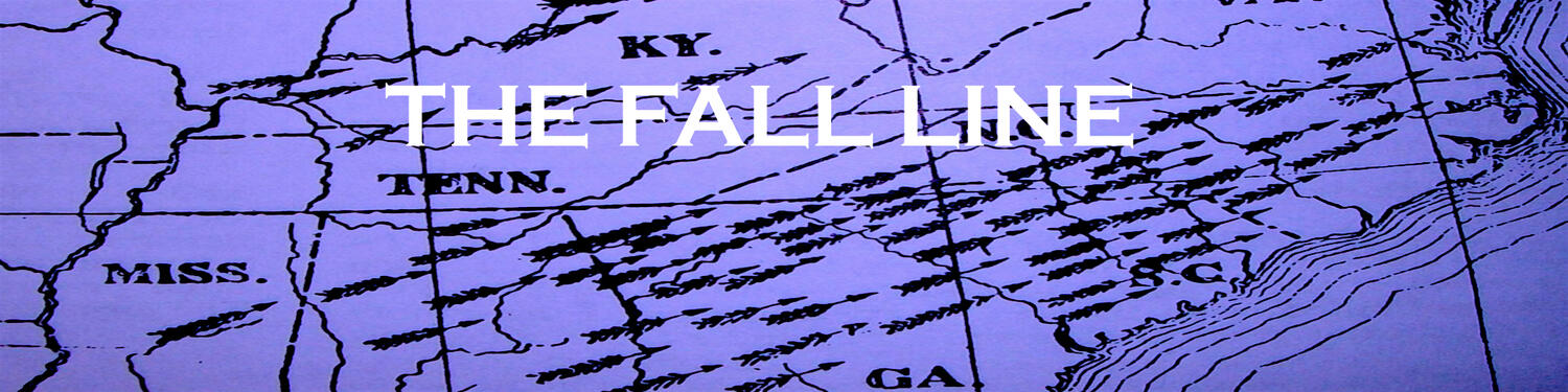 The Fall Line: a true-crime serial
