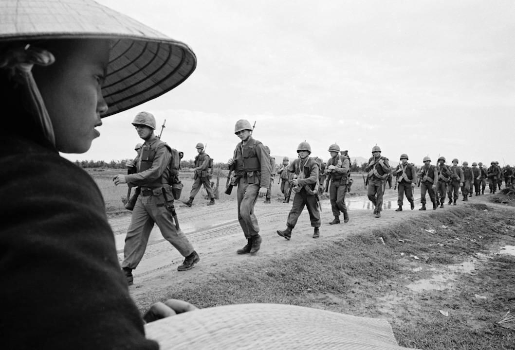 the challenges that american troops encountered during the vietnam war
