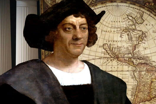 an overview of the life and work of christopher columbus a spanish explorer Introduction to christopher columbus columbus's spanish is not that of a native-speaker christopher columbus: his life, his work, his remains.