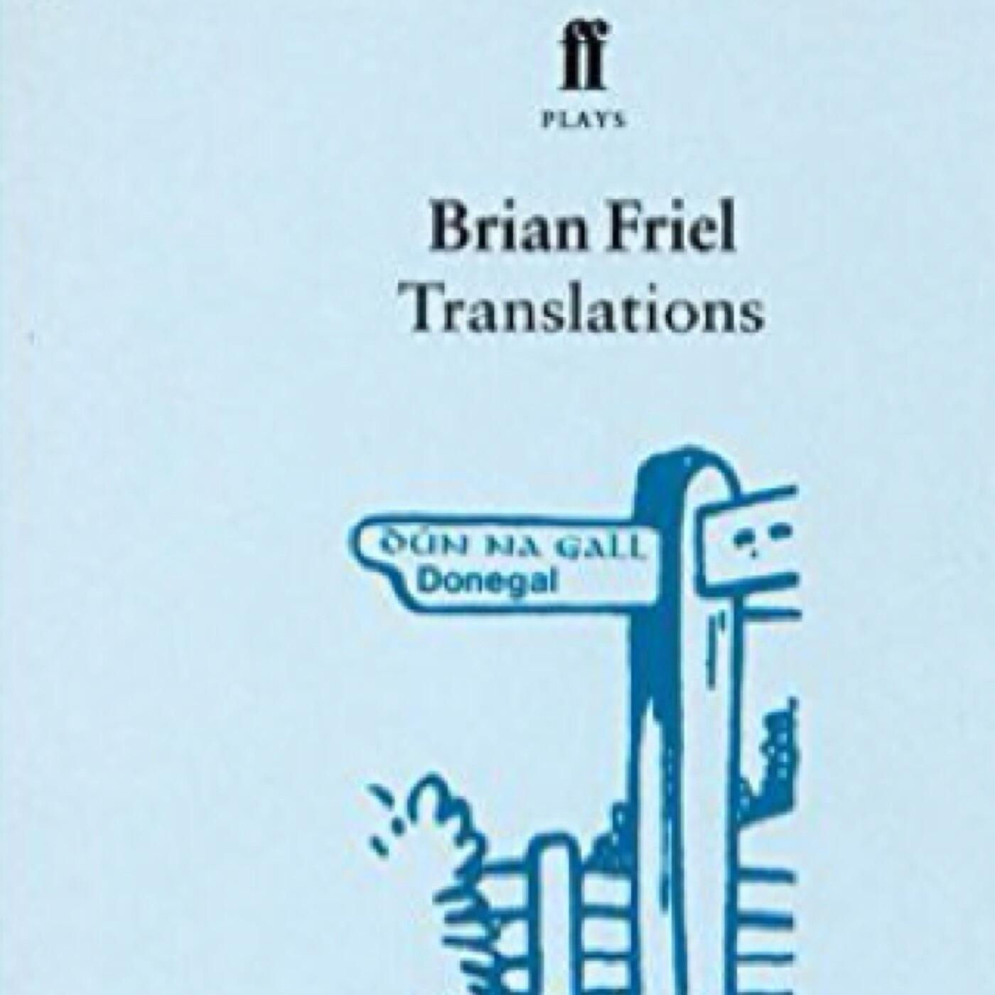 an analysis of culture clash in translations an essay by brian friel 93 translation essay examples from #1 writing service eliteessaywriters get more persuasive, argumentative translation essay samples and other research papers after.