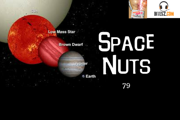 79: Life - It's everywhere! - Space Nuts with Dr Fred Watson & Andrew Dunkley