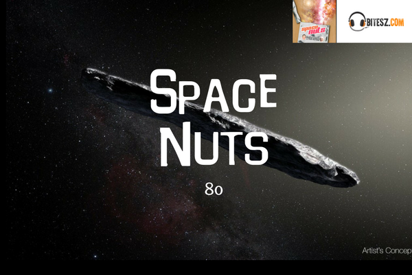 80: A Cigar, Space Snakes and An Earth Like Planet - Space Nuts with Dr Fred Watson & Andrew Dunkley