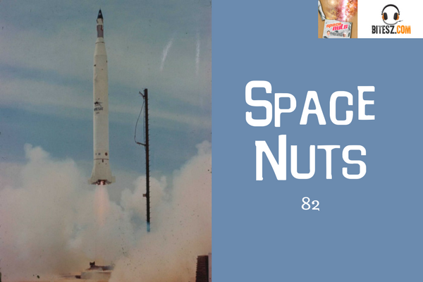 82: History, Dark Matter and Pizza - Space Nuts with Dr. Fred Watson & Andrew Dunkley