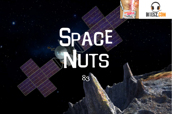 83: Mission to a metal asteroid - Space Nuts with Dr Fred Watson & Andrew Dunkley