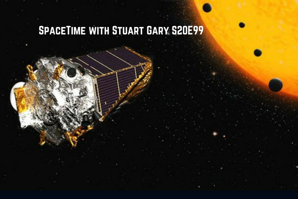 99: AI used to discover an eighth exoplanet orbiting distant star - SpaceTime with Stuart Gary Series 20 Episode 99