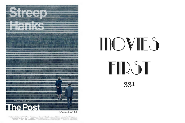 331: The Post - Movies First with Alex First