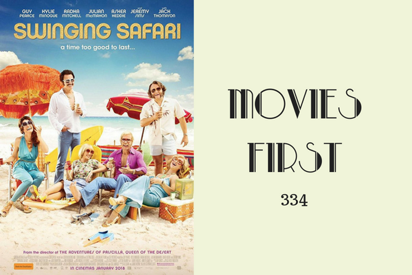 334: Swinging Safari - Movies First with Alex First
