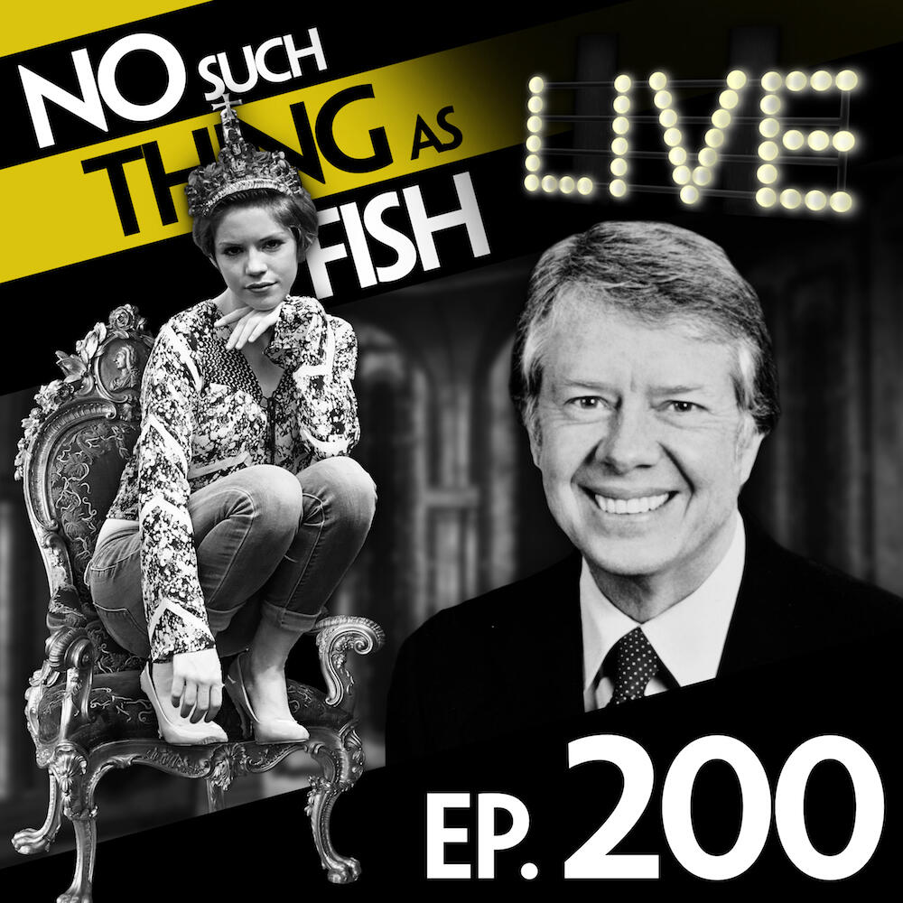 Episode 200: No Such Thing As A Jigsaw For The Queen
