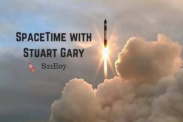 7: New Zealand reaches orbit - SpaceTime with Stuart Gary Series 21 Episode 07