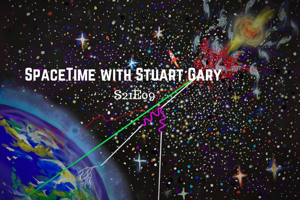 9: *New model links high energy cosmic rays, neutrinos, and gamma rays  - SpaceTime with Stuart Gary Series 21 Episode 09