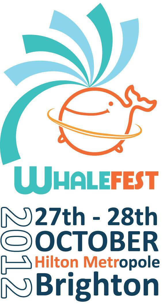 WhaleFest logo Vector plus date graphic clear copy