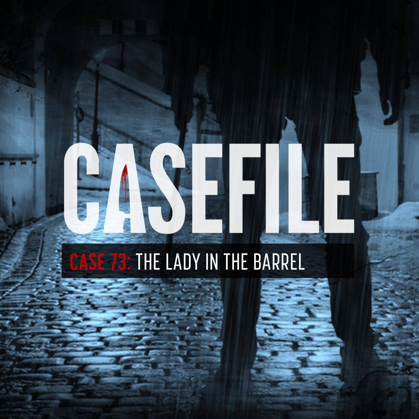 Case 73: The Lady in the Barrel