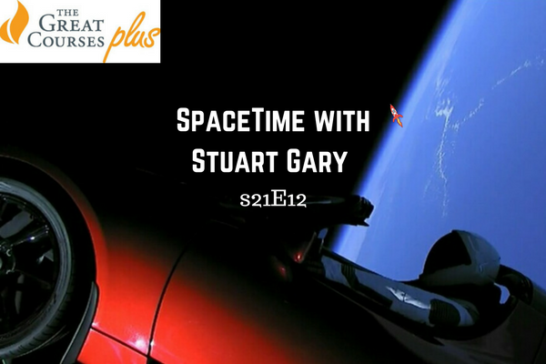 12: New galaxy survey measuring the expanding universe - SpaceTime with Stuart Gary Series 21 Episode 12