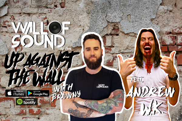 Episode #32 feat. Andrew W.K.