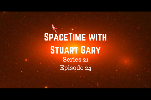 24: Ancient relic galaxy uncovered - SpaceTime with Stuart Gary Series 21 Episode 24