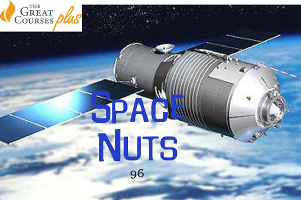 96: Watch out! Falling Chinese Space Station - Space Nuts with Dr Fred Watson & Andrew Dunkley