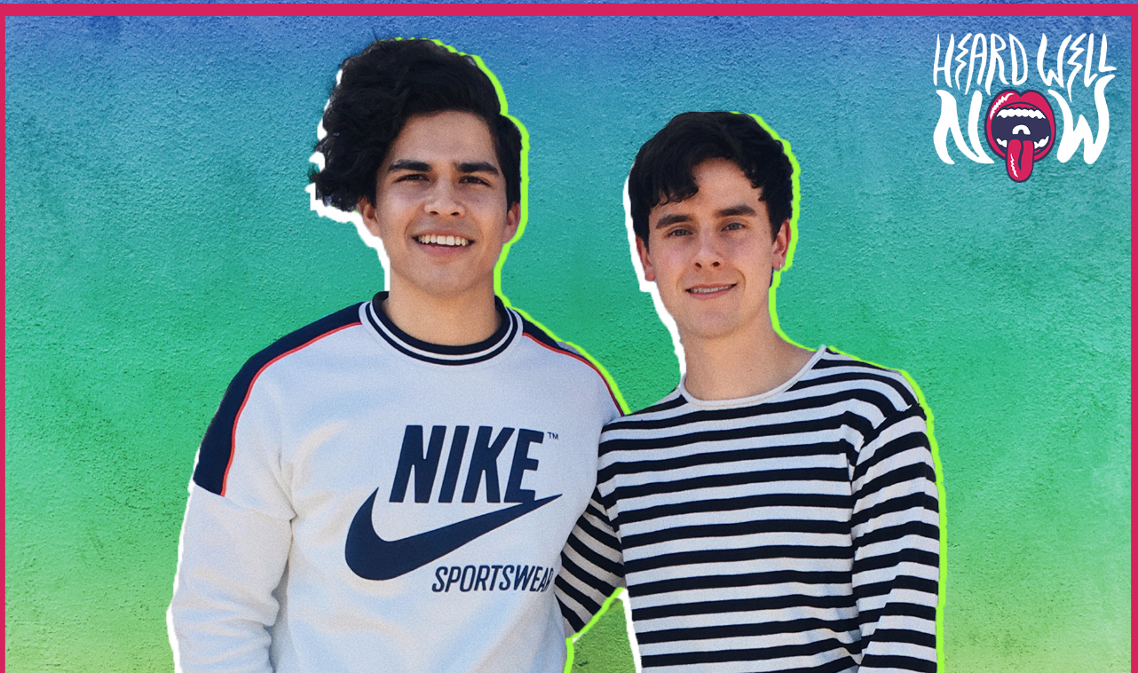 1: Alex Aiono & Connor Franta - A Musical Conversation | Episode 1