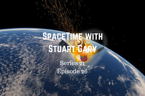 26: China's Tiangong-1 space station crashes back to Earth - SpaceTime with Stuart Gary Series 21 Episode 26