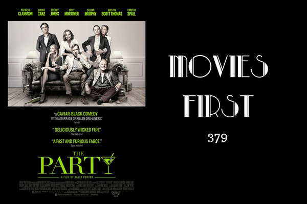 379: The Party - Movies First with Alex First