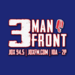 PODCAST LOGO - 3 MAN FRONT