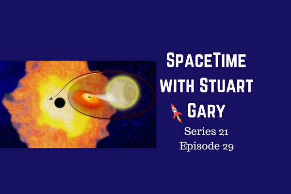 29: Tens of thousands of black holes in Milky Way's centre - SpaceTime with Stuart Gary Series 21 Episode 29