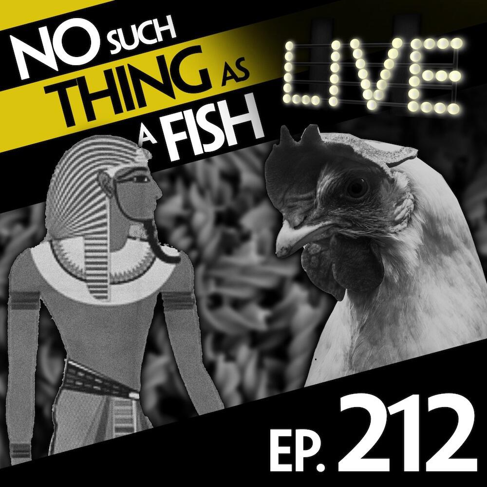 Episode 212: No Such Thing As A Hipster Pharaoh