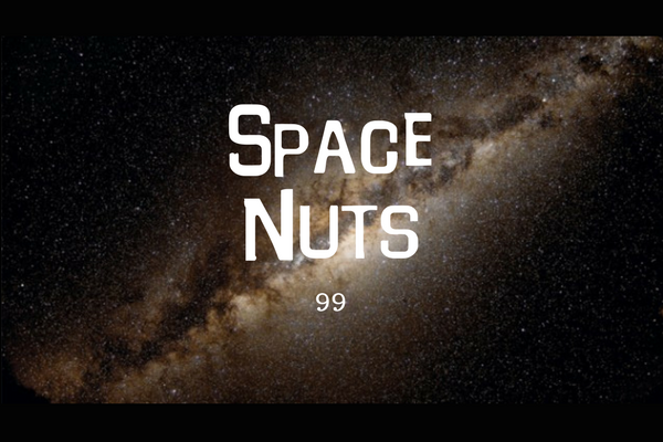 99: The DNA of 340,000 Stars, TESS & Listener Questions - Space Nuts with Dr Fred Watson & Andrew Dunkley