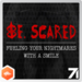 Be Scared - Audioboom Cover Art 3000 x 3000