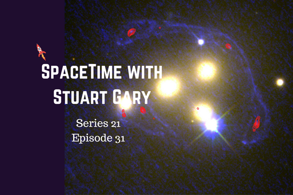 31: Dark Matter Keeps Its Secrets - SpaceTime with Stuart Gary Series 21 Episode 31