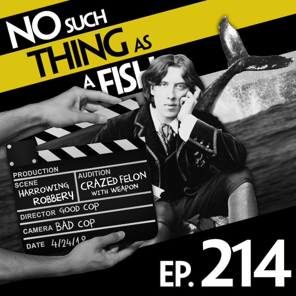 Episode 214: No Such Thing As A Criminal In A Fabulous Hat