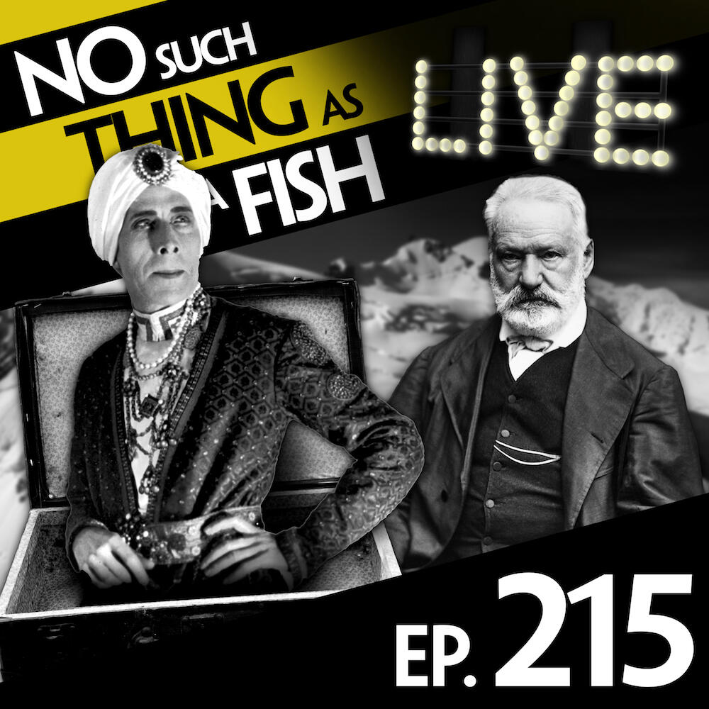 Episode 215: No Such Thing As A Chihuahua Dog Sled Team