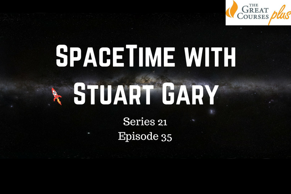 35: Massive cloud on collision course with the Milky Way - SpaceTime with Stuart Gary Series 21 Episode 35