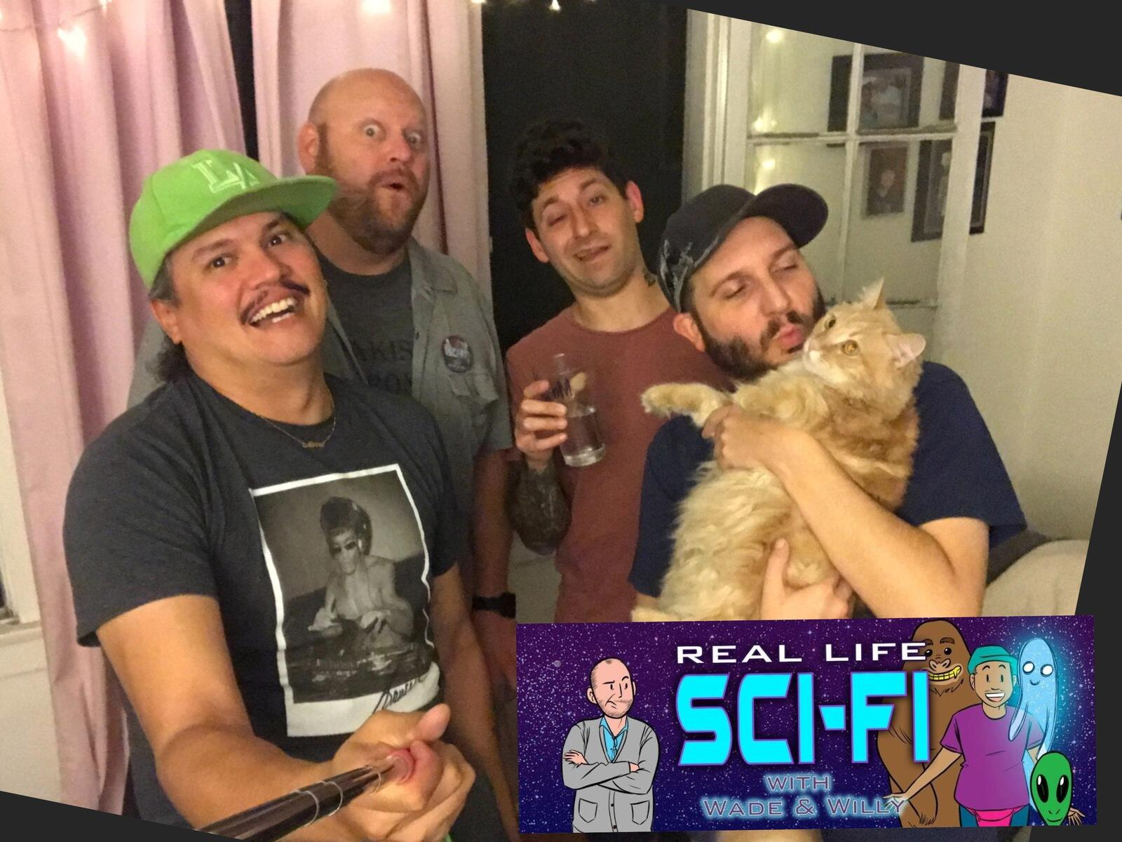 154: If Aliens Were Trying to Communicate with us Would we Even be Able to Identify it? With Joe Trohman and Spencer Frame