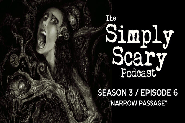 Image result for the simply scary podcast episode 6 season 3