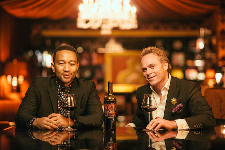 """34: """"A Legend In His Own Wine"""" with John Legend and Jean-Charles Boisset"""