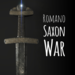 Romano saxon war cover