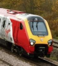 west coast mainline train
