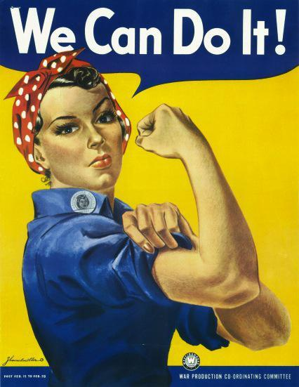 We Can Do It1
