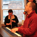 Musical Director Greg Palmer in action