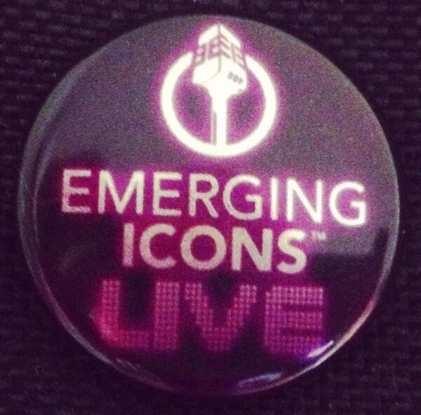EMERGING ICONS LIVE