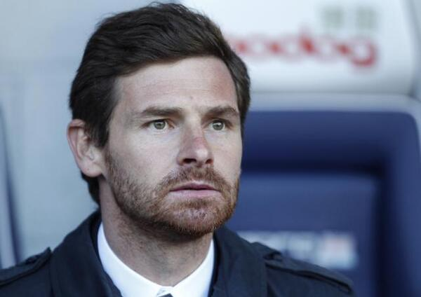 andre villas boas sacked tweets