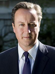 David Cameron official