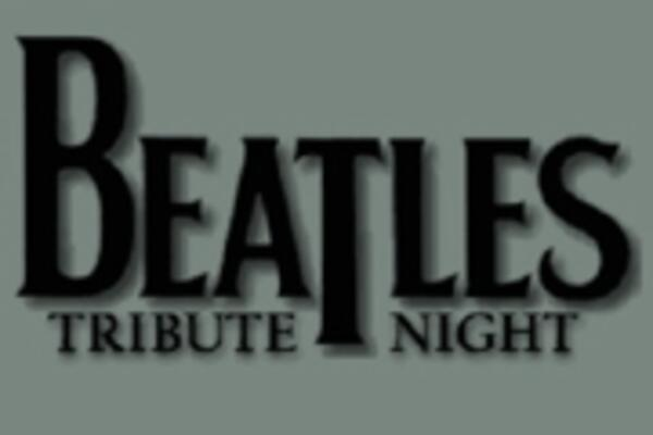 beatles logo website