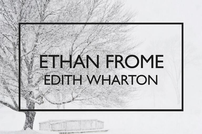 the human trap in ethan frome by edith wharton In the novella ethan frome by edith wharton, main character ethan frome is a man flaws that ethan possesses zeena, ethan frome's their human landscape that.